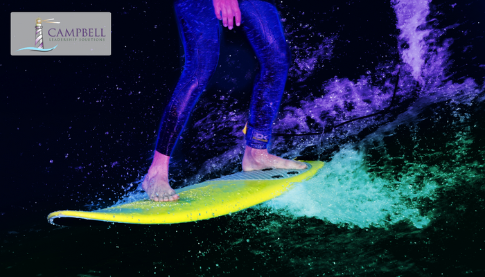 What I want you to do is … Surf the Complexity