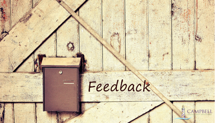 How to overcome 'good' feedback